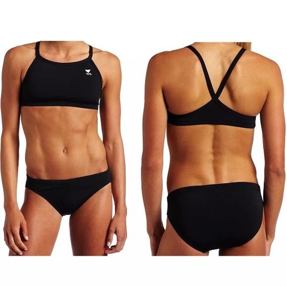 b69678e708 TYR Sport Women s Solid Diamondback Workout Bikini